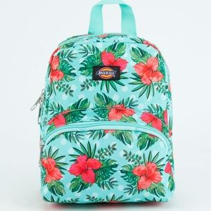 e2ba36a80137d5 Urban Outfitters Accessories - Dickies Tropical Hibiscus Mini Festival  Backpack